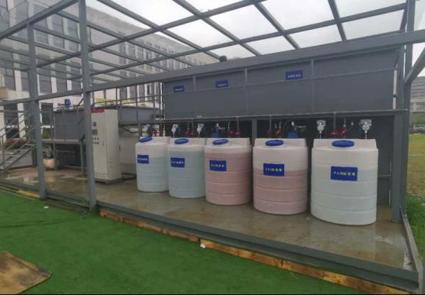 扬州废水处理设备_涂装废水设备_苏州伟志废水设备厂家