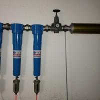 三级空气过滤装置
