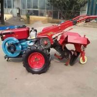 多功能开沟埋藤机 葡萄埋藤机履带式拖拉机 小型开沟培土机