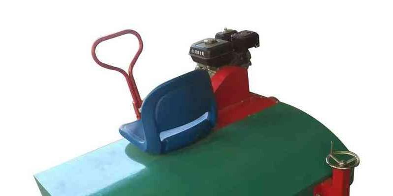 汽油草坪刷草机 草丝梳理机 可自定档位草坪梳草机