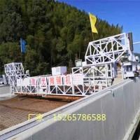 高铁路面绞龙式振动铺平机 隧道三滚轴电动找平机