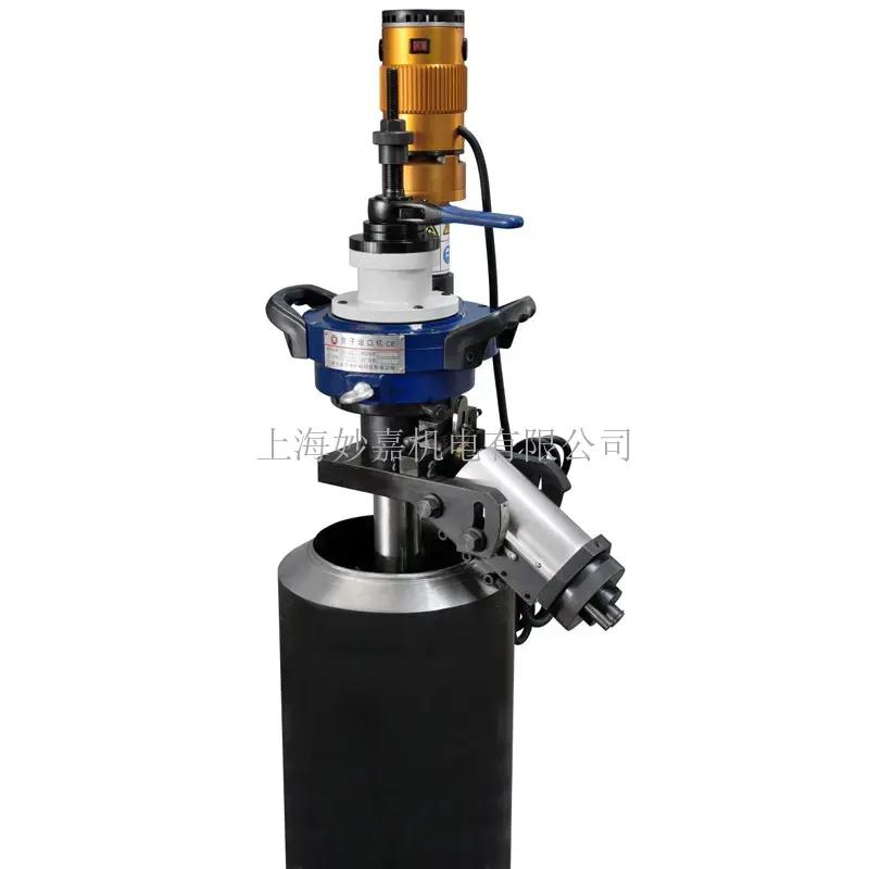 内胀式电动管子坡口机
