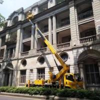 建筑高空施工工程作业安装找广州祥顺高空车出租公司