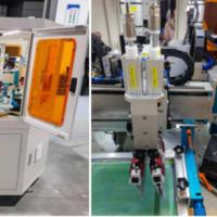 电脑硬盘丝网印刷机 丝印机苏州欧可达伺服丝印机