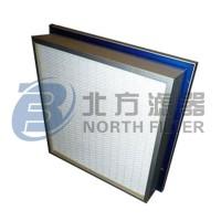 高效空气过滤器的设计特点及用途