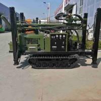 HQZ-450L气动水井钻机 厂家供应可改水气两用