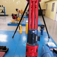 YQ潜孔钻机  小型气动潜孔钻机 打爆破孔用潜孔钻机