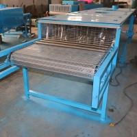 蒜片烘干机 大型网带式烘干设备 带式干燥设备厂家