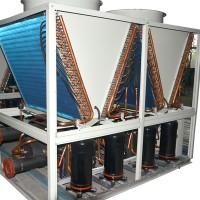 超低温空气源热泵机组保定跃鑫冷暖设备
