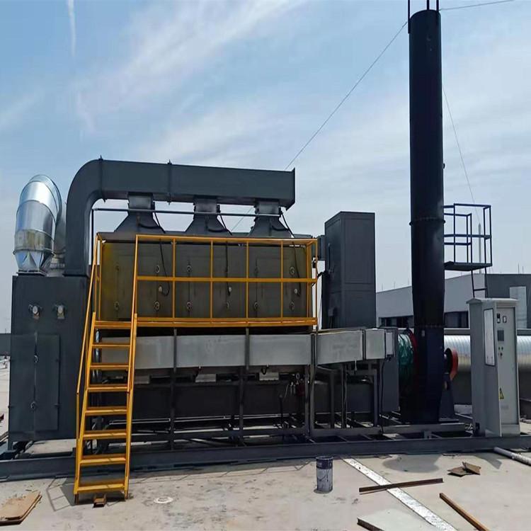 废气处理设备 RTO催化燃烧设备 坤森环保