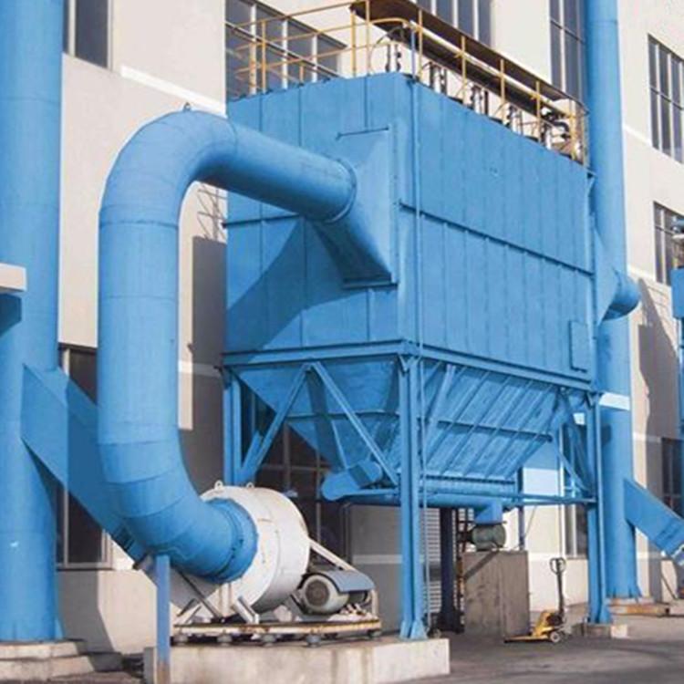 脉冲布袋除尘器 木工房单机中央除尘设备 坤森环保